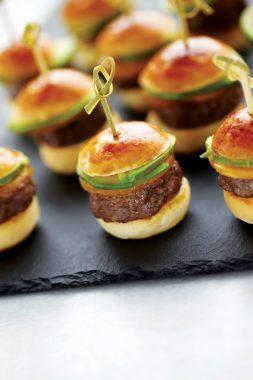Heart Healthy Recipe: Sliders